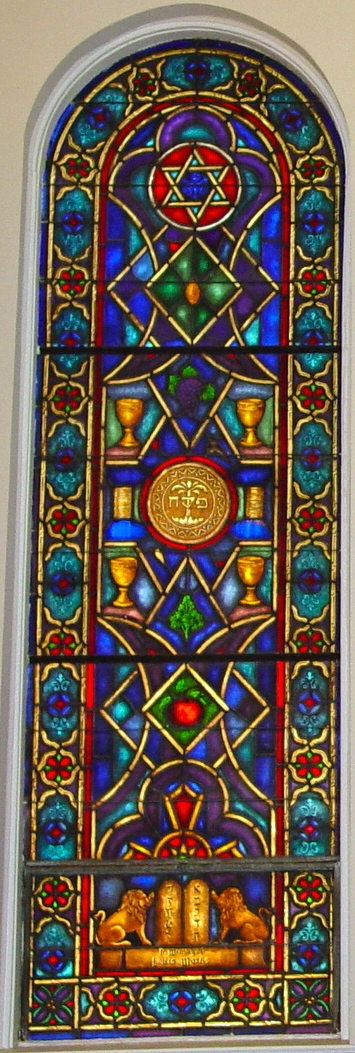 1Stained GlassWindows