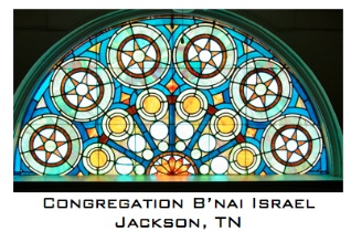 Congregation B'nai Israel in Jackson, TN